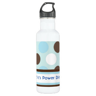 Circle Power Drink Canteen 24oz Water Bottle