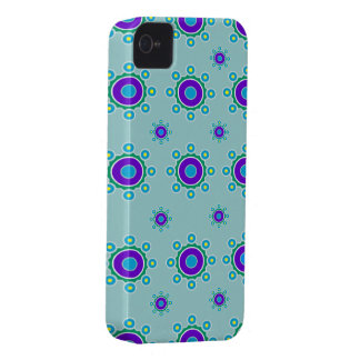 Circle Pox iPhone 4 Case-Mate Cases