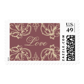 Circle Room D by Ceci New York Postage Stamps