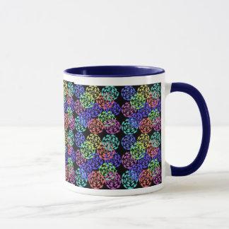Circle Salmon Coffee Mug