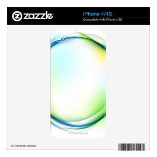 Circle Skin For The iPhone 4