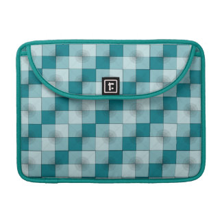 "Circle-Squares 13"" Macbook Pro Sleeve"