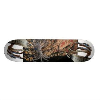 """Circle Storm"" board Skate Board Decks"