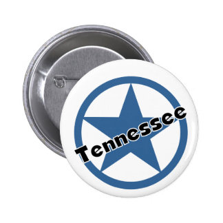 Circle Tennessee Pinback Button
