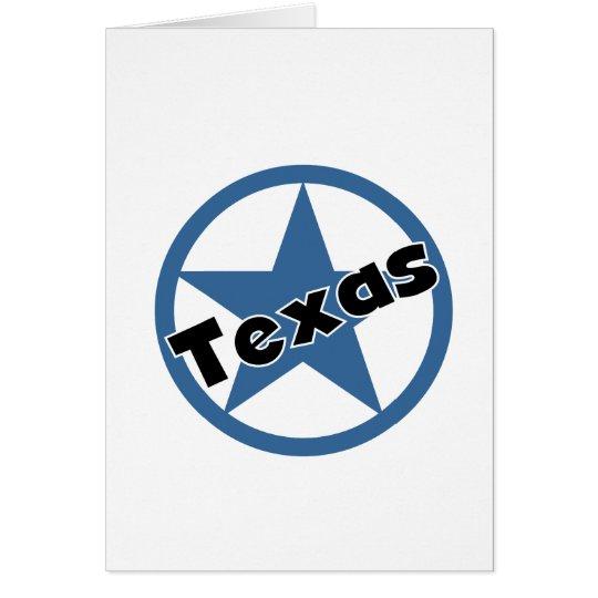 Circle Texas Card