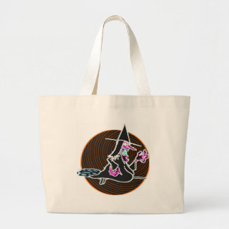 CIRCLE WITCH CANVAS BAGS