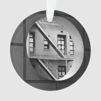 Circle With Fire Escape