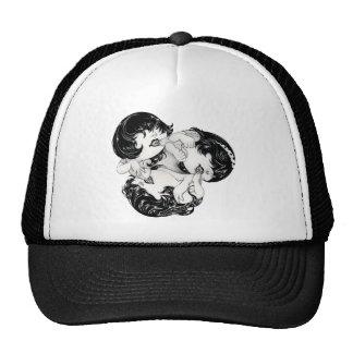 """Circle"" Yan Wei | 闫威 Trucker Hat"