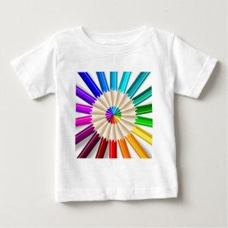 Circled Colored Pencils Shirt