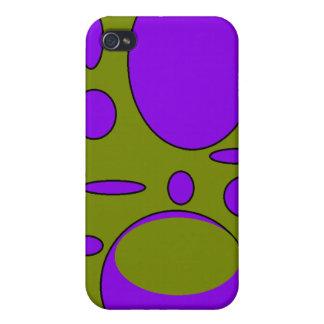 Circles 2 - CricketDiane Art & Design iPhone 4 Cases