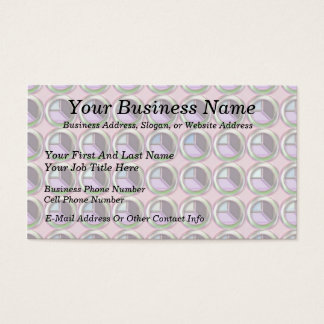 Circles and Cubes Business Card