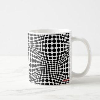 circles and hills 2 coffee mugs