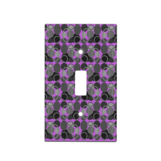 Circles and Ovals Cover Switch Plate Covers