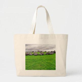 Circles At Carrowmore Bags