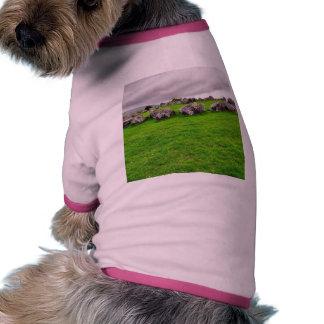 Circles At Carrowmore Doggie Tee Shirt