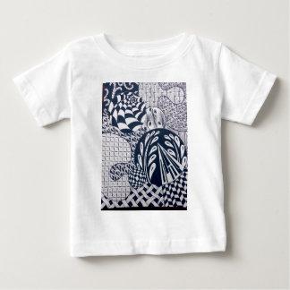 Circles Baby T-Shirt