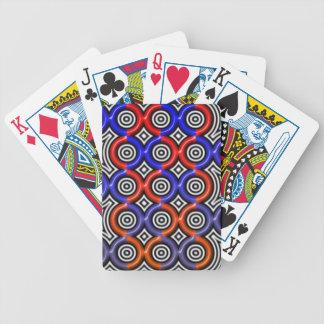 Circles circles everywhere poker deck