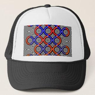 Circles, circles everywhere trucker hat