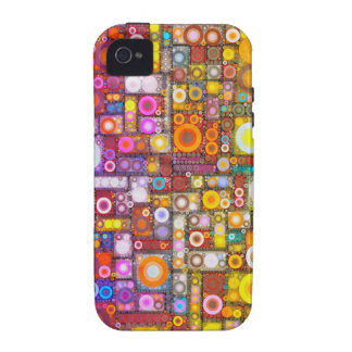 Circles City Case-Mate iPhone 4 Cases
