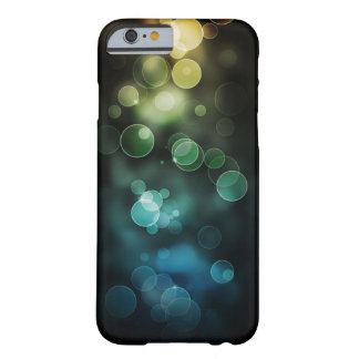 circles color barely there iPhone 6 case