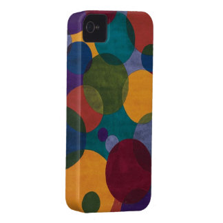 Circles Colorful Abstract iPhone Case Cover