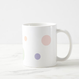 circles-colorful coffee mug