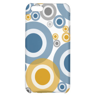 Circles Cover For iPhone 5C