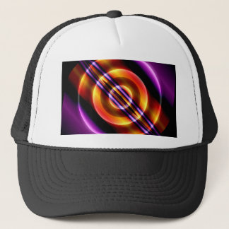Circles created by Tutti Trucker Hat