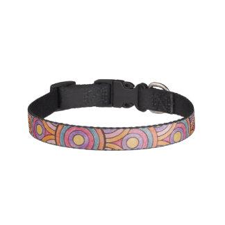 Circles Dog Collar