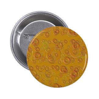 CIRCLES GOLDEN PIN