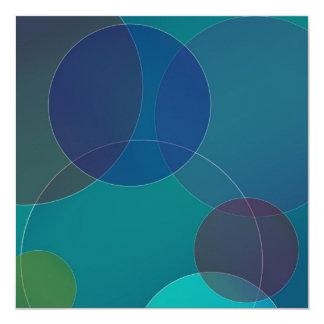 Circles I Card