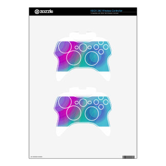 Circles in motion xbox 360 controller decal
