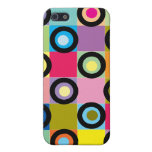 Circles In Squares iPhone 4 cover