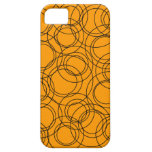 Circles iPhone 5 Covers