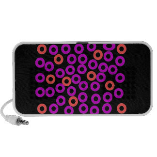 Circles ipod case mp3 speakers