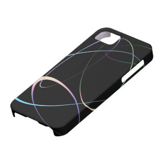 CIRCLES l LIGHT DANCING l ABSTRACT iPhone SE/5/5s Case