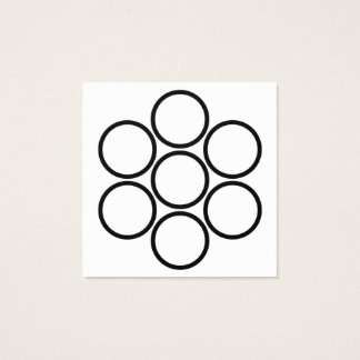 circles loyalty rewards square square business card