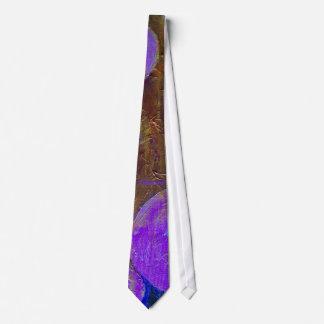 Circles Neck Tie