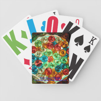 Circles of Color playing card deck