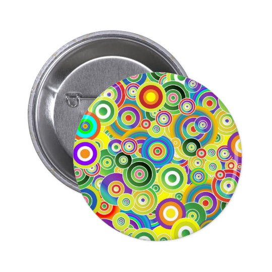 Circles of Colors Button