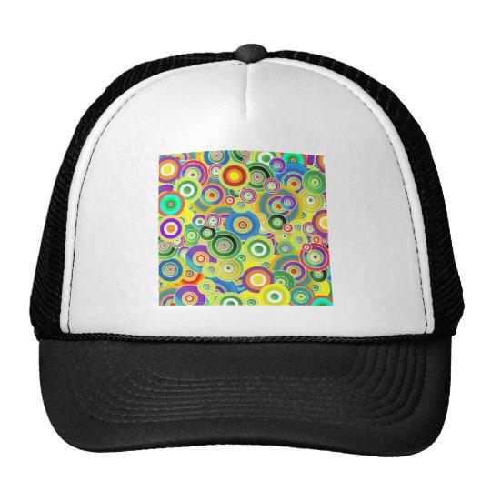 Circles of Colors Trucker Hat