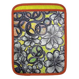 Circles of Delight iPad Sleeve
