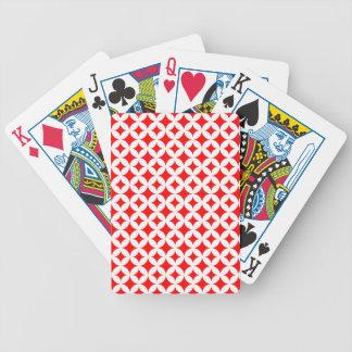 Circles of Diamonds Poker Cards