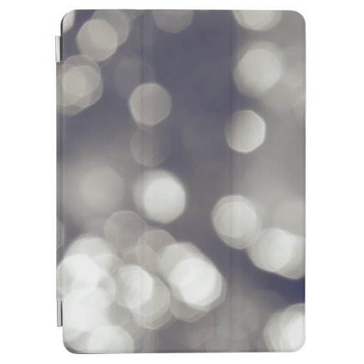 Circles of light iPad air cover