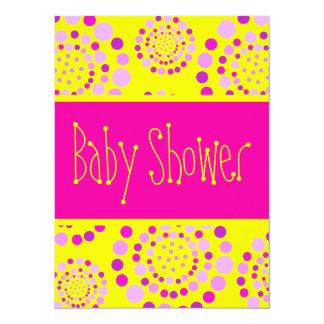 Circles of Pink Circles Card