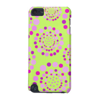 Circles of Pink Circles iPod Touch (5th Generation) Cover