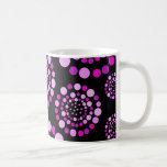 Circles of Pink Circles Coffee Mug