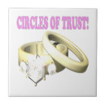 Circles Of Trust Ceramic Tiles