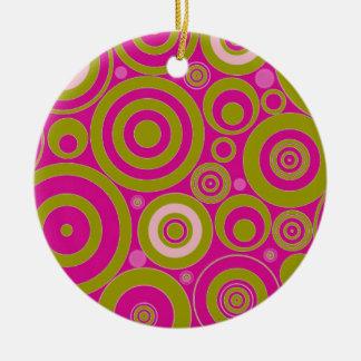 Circles Ornament