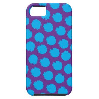 Circles pop colors 5 iPhone SE/5/5s case